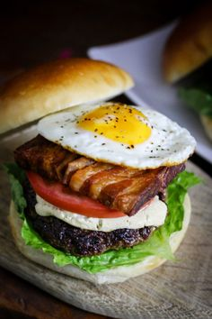 The Barnyard Burger