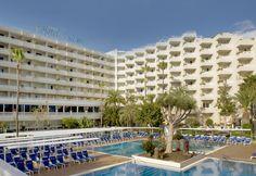 Hotel Vulcano, Playa de Las Americas, Tenerife, Canary Islands #Canarias