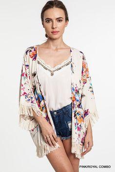 New Arrival @Ty Alexander's Lulu Kimono