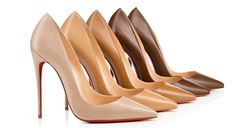 Christian Laboutin: total nude