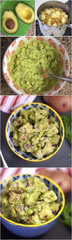 Creamy Potato Salad Recipe
