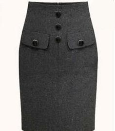 15 mejores imágenes de moldes para aser diferentes tipo de faldas... b9bb4bffc461