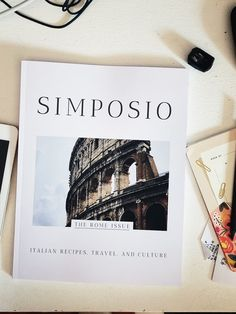 Rome issue of Simposio