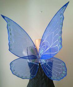 Rose ailes Elfes ailes papillon ailes Clochette feeflügel fées elfe
