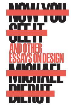 How Pentagram's Michael Bierut Picks A Typeface
