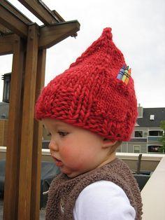 Ravelry: Meathead Hat pattern by Larissa Brown