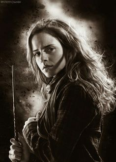 Hermione is the best