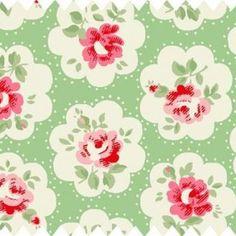 Cath Kidston Provence rose oilcloth per m Cath Kidston Patterns, Cath Kidston Fabric, Cath Kidston Wallpaper, Pattern Paper, Fabric Patterns, Curtain Inspiration, Color Inspiration, Provence Rose, Vintage Paper