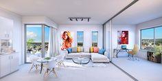 Sales Office, Innovation, Modern, Furniture, Design, Home Decor, Trendy Tree, Decoration Home, Room Decor