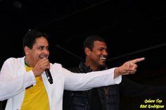Xande e Junior Baiano Brazilian Day Boston 2012
