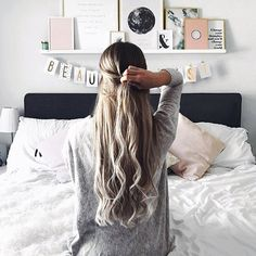 Blonde hair --> Hair  Pinterest: @FlorrieMorrie00 Instagram: @flxxr_