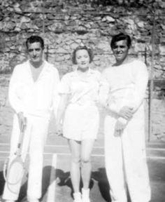John Gilbert, Marlene Dietrich, and Clark Gable.
