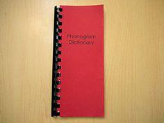 Phonogram Dictionary