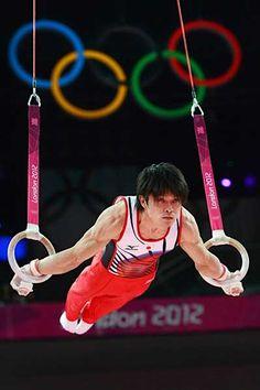 Kohei Uchimura(JPN)