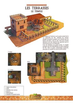 Medieval architectural concepts