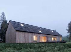 Austrian Contemporary Barn