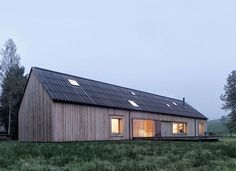 Austrian Contemporary Barn by Architects Bernardo Bader | Featured on Sharedesign.com
