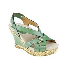 "Product: Earthies® ""Sardinia"" Wedge Sandals"
