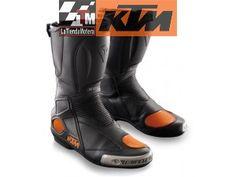 ¿Te gustan estas botas KTM? revisa nuestro catálogo en LaTiendaMotera.es o pídenos más información en http://latiendamotera.es/contactenos