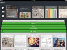 Evernote actualiza su aplicación para iOS con grandes mejoras | iPad Books