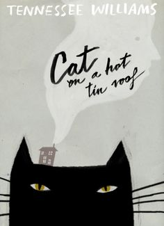 Cat on a Hot Tin Roof. (Polish, Maria Ines Gul)