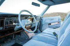 1981 1983 Chrysler Imperial interior 02