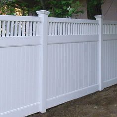 timber front fences - Google Search