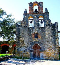 On a Mission in San Antonio, Texas! http://www.gypsynester.com/sat.htm