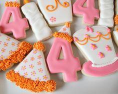 birthday cookies (cookie craze)