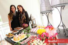 Felices momentos madre e hija  | Quetal Virtual #mesadepostres #desayuno #brunch