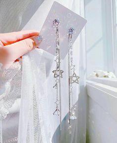 Fancy Jewellery, Fancy Earrings, Jewelry Design Earrings, Ear Jewelry, Stylish Jewelry, Simple Jewelry, Cute Jewelry, Bridal Jewelry, Jewelry Accessories