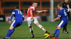 Arsenal Under-18s host Manchester United Under-18s on Saturday morning and will be looking to improve on a mixed start to their league campaign.