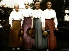 The Grand Ducheeses after contracting measles,had to shave off all their hair.A♥W