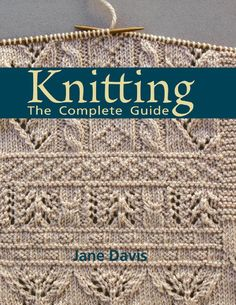 Most of the stitch dictionaries on knitters' shelves are remixes of familiar stitch patterns already published elsewhere. Not so for Lynne Barr's groundbreaking book Reversible Knitting. Not only is every one of the 50 stitch patterns completely new . Knitting Books, Crochet Books, Knitting Charts, Knitting Stitches, Knitting Needles, Knitting Patterns Free, Free Knitting, Knitting Projects, Stitch Patterns