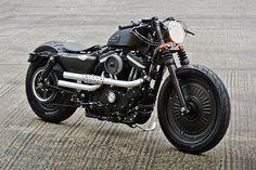 Battle Of The Kings 2016: Sportster Iron 883 by Harley-Davidson Dublin. #motorcycles #Ducati #BMW #Honda #Yamaha #Kawasaki #helmets #bikers