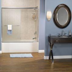 Bath Makeover #Design #HomeImprovement #Bathroom #Remodel #Tips #Ideas