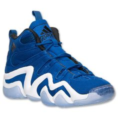 online store 9bbe7 0c532 Mens adidas Crazy 8 Basketball Shoes - S84004 BLU  Finish Line   Collegiate Royal