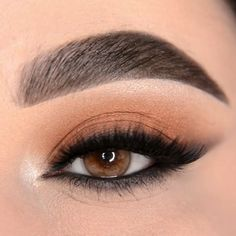 Smoke Eye Makeup, Smokey Eye Makeup Look, Neutral Eye Makeup, Hazel Eye Makeup, Pretty Eye Makeup, Smokey Eye Makeup Tutorial, Smokey Eye For Brown Eyes, Makeup Eye Looks, Eye Makeup Steps