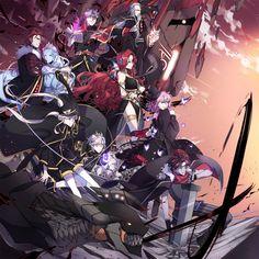 군단장 @cala1996 님 외 Manga Art, Manga Anime, Character Drawing, Character Design, Neko, Anime Boy Hair, Digital Art Anime, Anime Kunst, Cute Anime Guys
