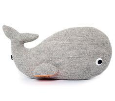 little whale.