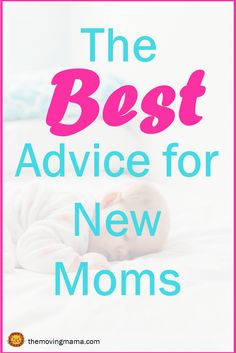 Are you a new mom tired of all the bad advice you're getting? Do you want some GOOD advice? Moms have shared what advice they wish they got when they were pregnant, especially since they lean more towards Attachment Parenting than mainstream parenting. Get the best advice every new mom needs to hear! #newmom #attachmentparenting #peacefulparenting #momadvice