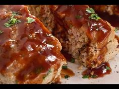 BBQ Meatloaf | Sweet Baby Ray's