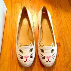 Charlotte olympia Shoes - Charlotte Olympia kitty cat flat shoes