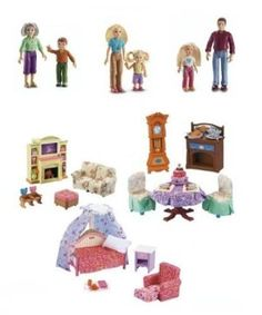 Best Price Fisher Price Loving Family Gift Set: 6 Dolls & Kids Bedroom, Dining Room, Family Room Great deals every day - http://wholesaleoutlettoys.com/best-price-fisher-price-loving-family-gift-set-6-dolls-kids-bedroom-dining-room-family-room-great-deals-every-day