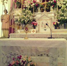 """Monasterio """"Regina Martyrum y San José"""", de 7 y 35, de La Plata."""