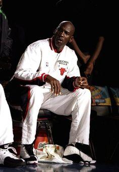 Michael Jordan Best Player
