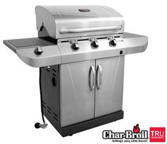 Men's Health Magazine is organizing a contest and is giving away the chance to win a gas grill by Char-Broil!