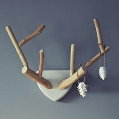 Fabulous antlers by Rowen & Wren