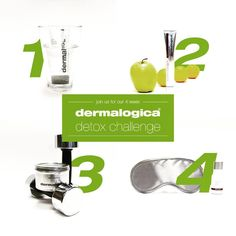 Join us for the 4-week Dermalogica Detox Challenge! This January we'll be encouraging you to do new things and to try new products. Pop in to your nearest #Dermalogica stockist or concept space to get your free #DermDetox samples!