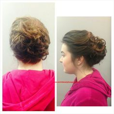 Prom Hairstyles. Updo. Prom 2014. Xentrik. Redken Ready.